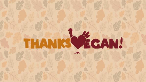 Happy ThanksVegan!